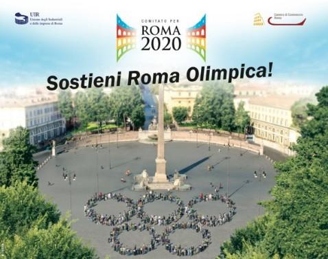 Roma 2020 le olimpiadi ditalia